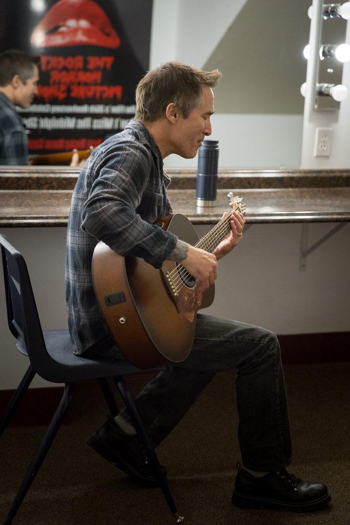 backstage - Paul
